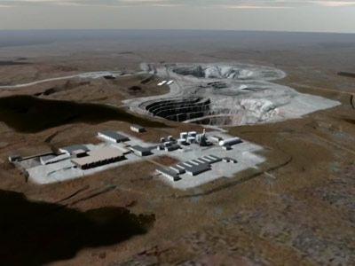 Ekati Diamond Mine (Diamond Diggers)