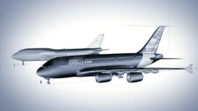 World's Biggest Airliner (Airbus A380)