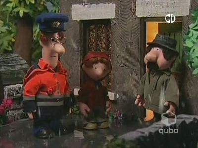 Postman Pat's Popstars