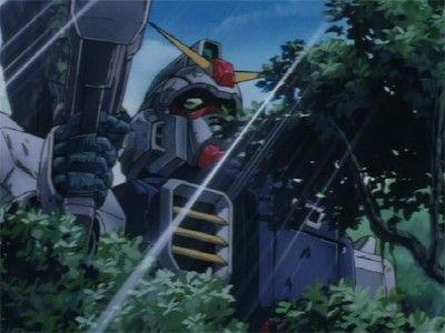 Gundams in the Jungle
