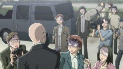 Look, Hachiko