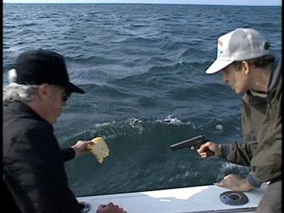 Montauk with Jim Jarmusch