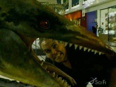 Iguanodon & R.I. Mermaid