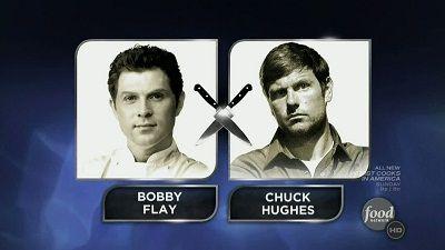 Flay vs. Hughes