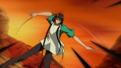 Friend… Kazuki vs. Juubei