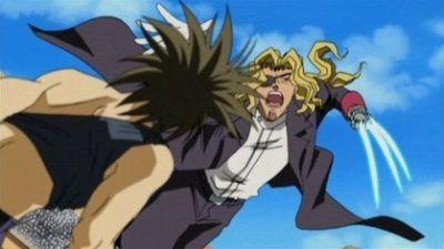 Sword of Revenge • Ban vs. Fudou