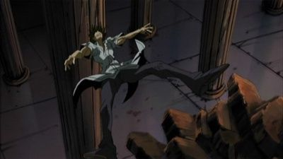 The Demon of Revenge, Fudou, Dies