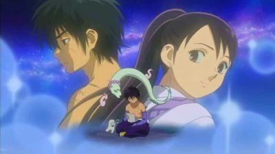 Yoshimori and Tokine