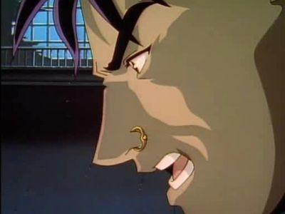 Demon Domon - His Unknown Power!!