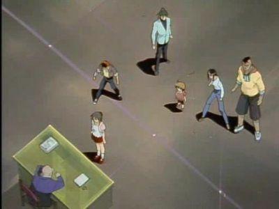 Underground Death Tournament! - The Hokage Arrives!