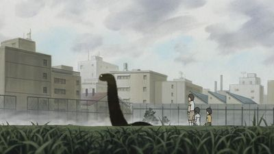 The Last Plesiosaur