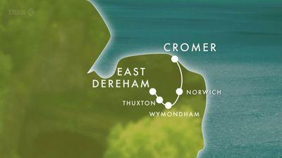 Dereham to Cromer
