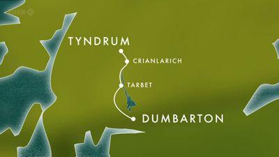 Dumbarton to Tyndrum