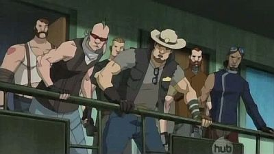 Dreadnoks Rising
