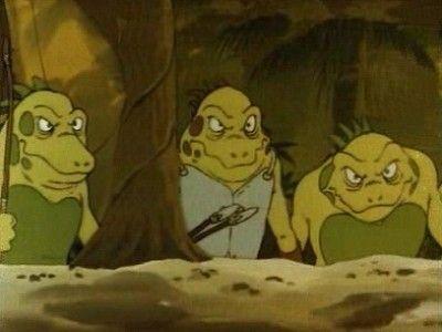 The Saurians