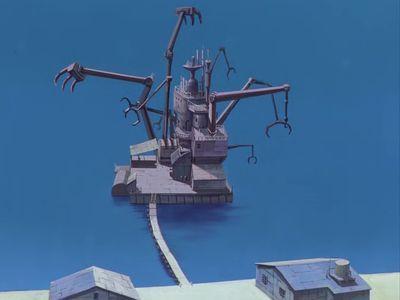 The Salvage Ship