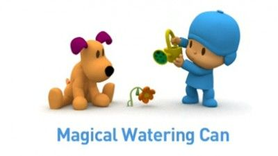 Magical Watering Can