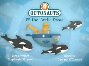 The Arctic Orcas