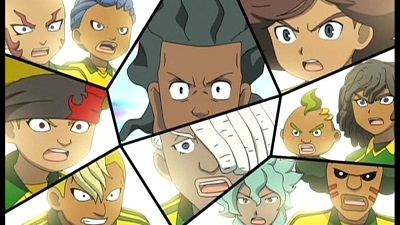 Inazuma Japan VS The Kingdom