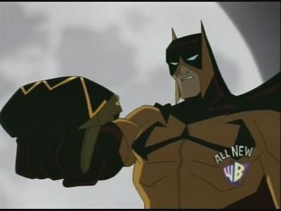 The End of the Batman