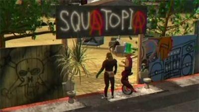 Escape From Squatopian Freedom