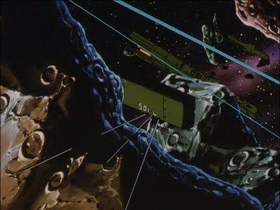 The Battle of Marr-Adetta Stellar Region (Part One)