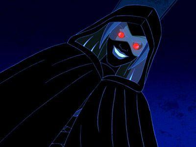 The Cloak of Black Velvet