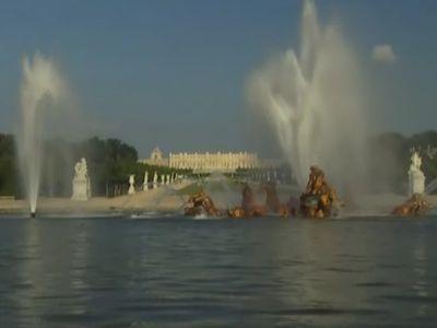 Sous le Soleil de Versailles
