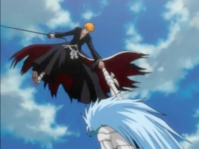 The Moment of Conclusion, the End of Grimmjow