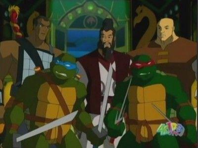 Best Teenage Mutant Ninja Turtles 2003 Episodes Episode Ninja