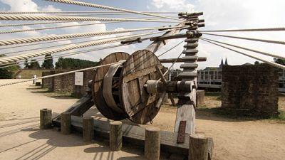 Ancient Mega Machines