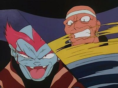Stand Up Domon! Raging Tag Team Match