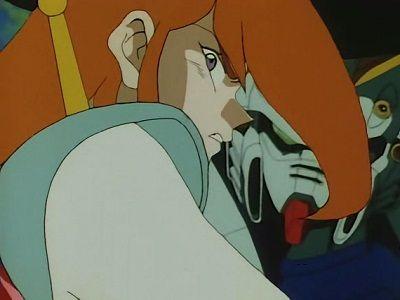 A Knights' Pride! Gundam Rose Stolen