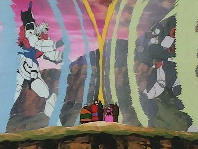 Royal Counterattack! Ambush of the Grand Gundam