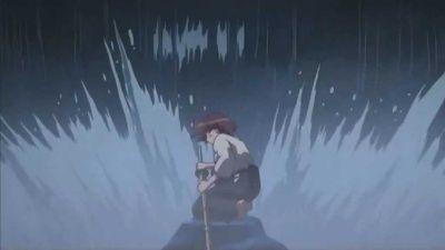 Naeka's Sword. Kuramayama Trai...