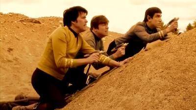 Enemy: Starfleet!