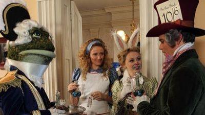 Murdoch in Wonderland