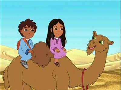 Egyptian Camel Adventure