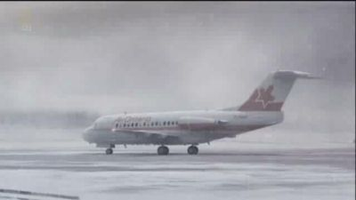 Cold Case (Air Ontario Flight 1363)
