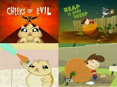Cheeks of Evil / Reap it and Weep