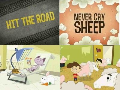 Hit the Road / Never Cry Sheep