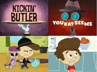 Kickin' Butler / You Kat See Me
