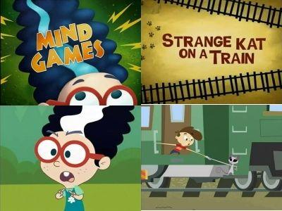 Mind Games / Strange Kat on a Train