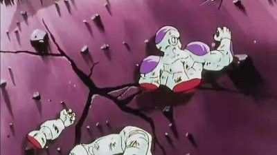 Frieza Defeated!