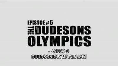 The Dudeson's Olympics