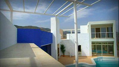 Malaga, Spain: Modernist Villa