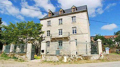 Creuse, France: 19th Century Manor House