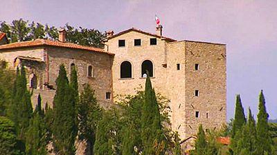 Tuscany, Italy: The Tuscany Castle