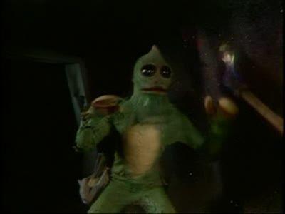 The Sleestak God