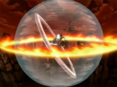 Sozin's Comet: Avatar Aang (4)